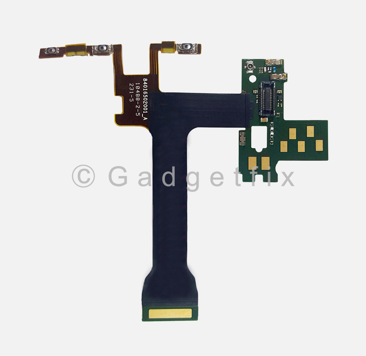 Motorola Droid Turbo 2 XT1580 XT1585 Power Button Volume Button Flex Cable