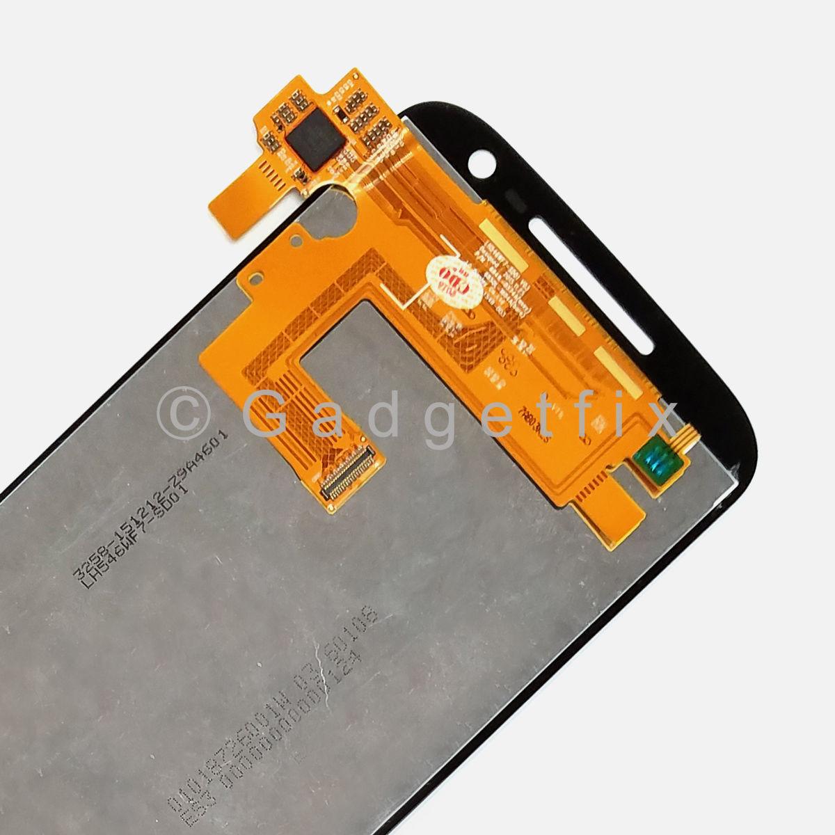 Touch Screen Digitizer Panel LCD Screen Display For Motorola Moto G4 LTE XT1625