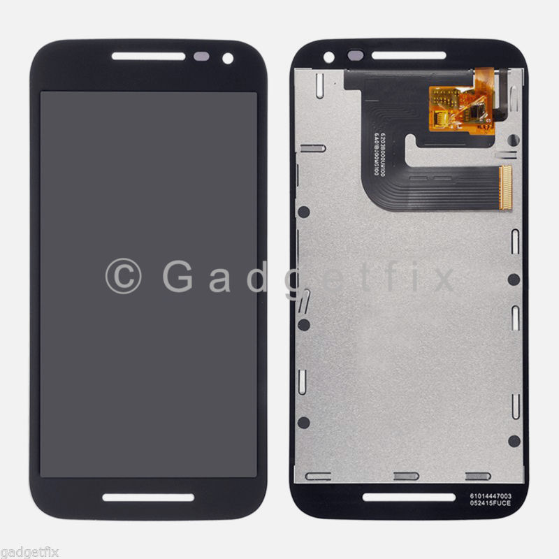 USA Motorola Moto G 2015 3rd Gen XT1548 XT1541 XT1540 LCD Touch Screen Digitizer