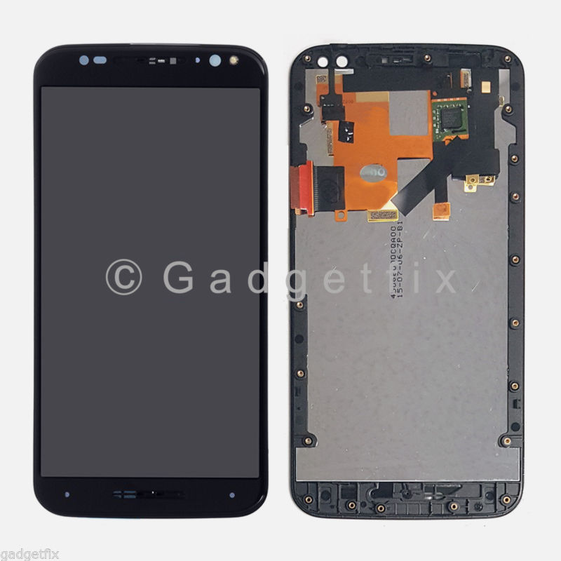 LCD Touch Screen Digitizer + Frame For Motorola Moto X Style 2015 XT1570 XT1572
