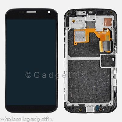 Display LCD Screen Touch Screen Digitizer + Frame For Motorola Moto X XT1055