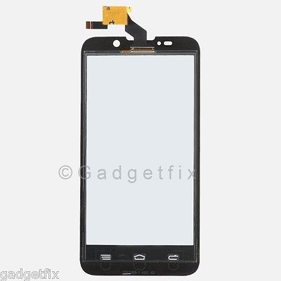 USA Net10 ZTE Solar Z795G Touch Screen Digitizer Outer Glass Replacement Part