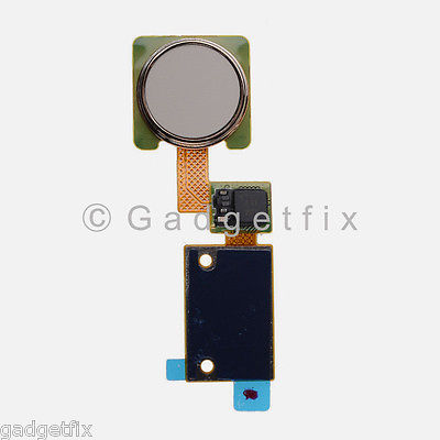 USA New Flex Cable Ribbon Home Button Touch ID Sensor For LG V10 H900 H901 Gold