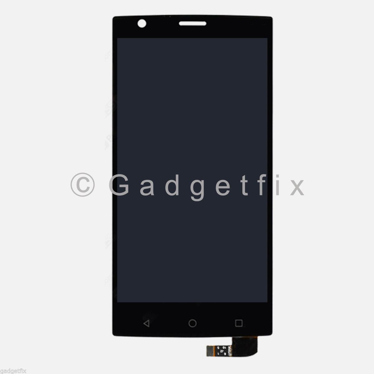 permite zte warp touch screen cannot