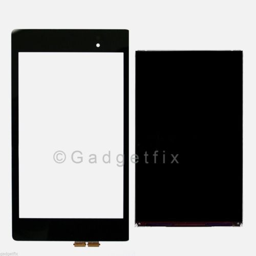 USA Nexus 7 2nd Gen Generation 2013 Touch Glass Digitizer + LCD Display Screen