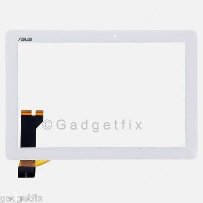 USA OEM Asus MeMo Pad 10 ME102 ME102A Digitizer Touch Glass Screen White V2.0