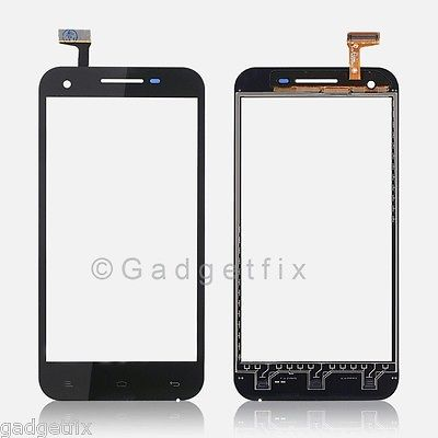 USA OEM BLU Studio 5.5 D600 Dual D610 Touch Screen Outer Glass Digitizer Panel