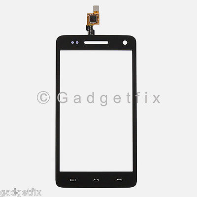USA OEM Blu Studio 5.0 C HD D534 D534U D534L Touch Screen Digitizer Glass Lens