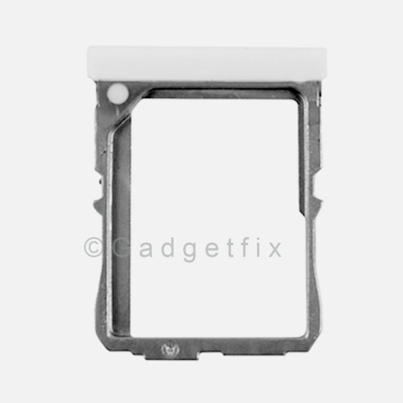 USA OEM LG G2 D800 D801 D802 D803 D805 LS980 VS980 SimCard Holder Sim Tray White