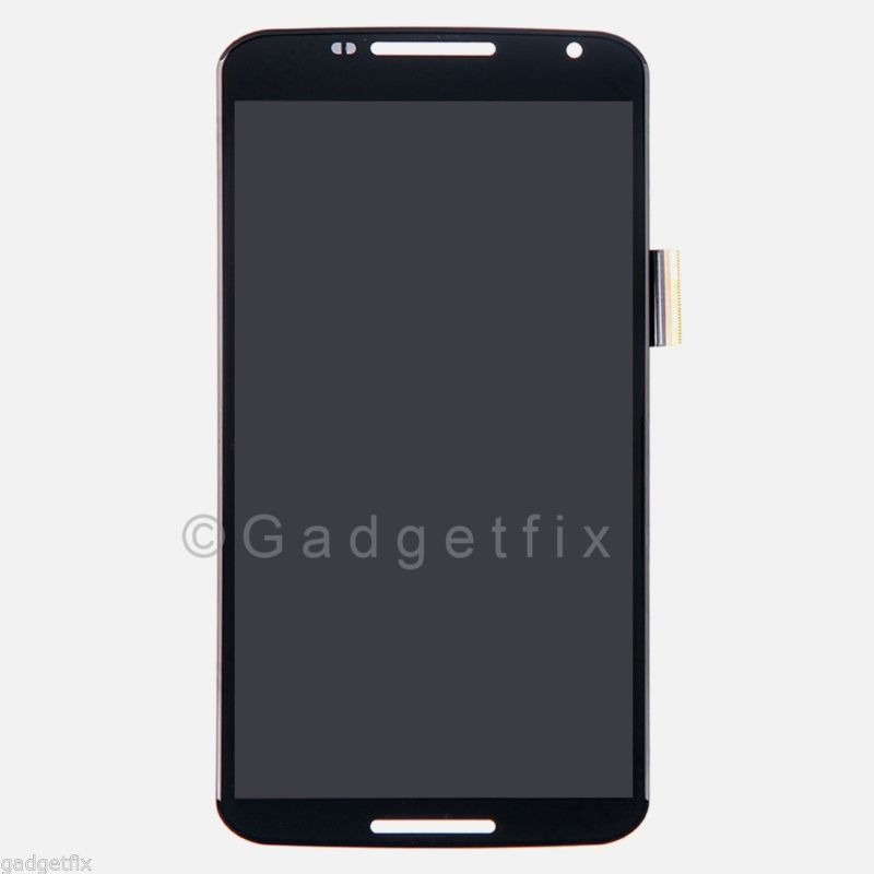 Motorola Google Nexus 6 XT1100 XT1103 LCD Touch Digitizer Glass Assembly