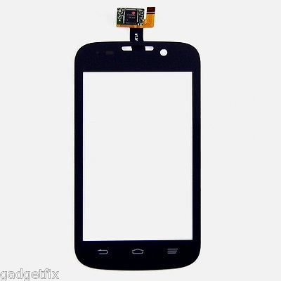 Net10 ZTE Savvy Z750C Outer Touch Screen Digitizer Panel Lens Screen