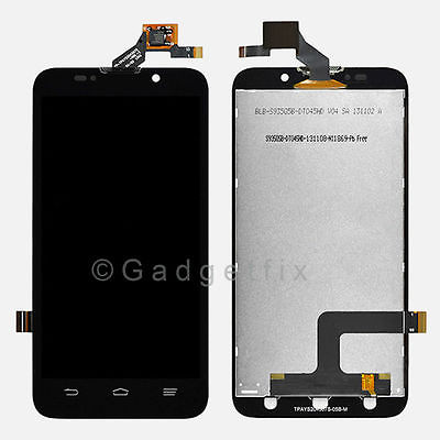 Net10 ZTE Solar Z795G LCD Display Touch Screen Glass Digitizer Assembly