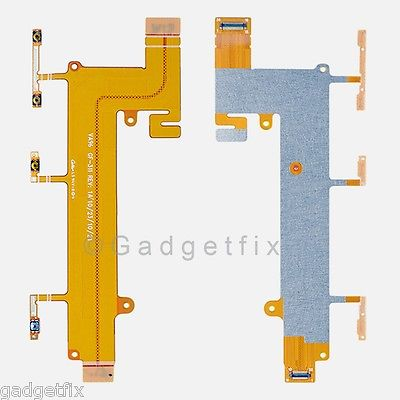 Nokia Lumia 1320 994 995 996 Power Camera Button Connectors Flex Cable