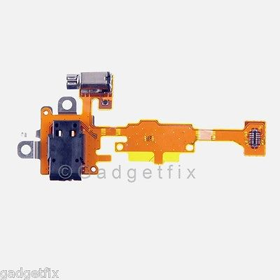 USA OEM Nokia Lumia 630 Headphone Headset Audio Head Jack + Vibrator Motor Flex
