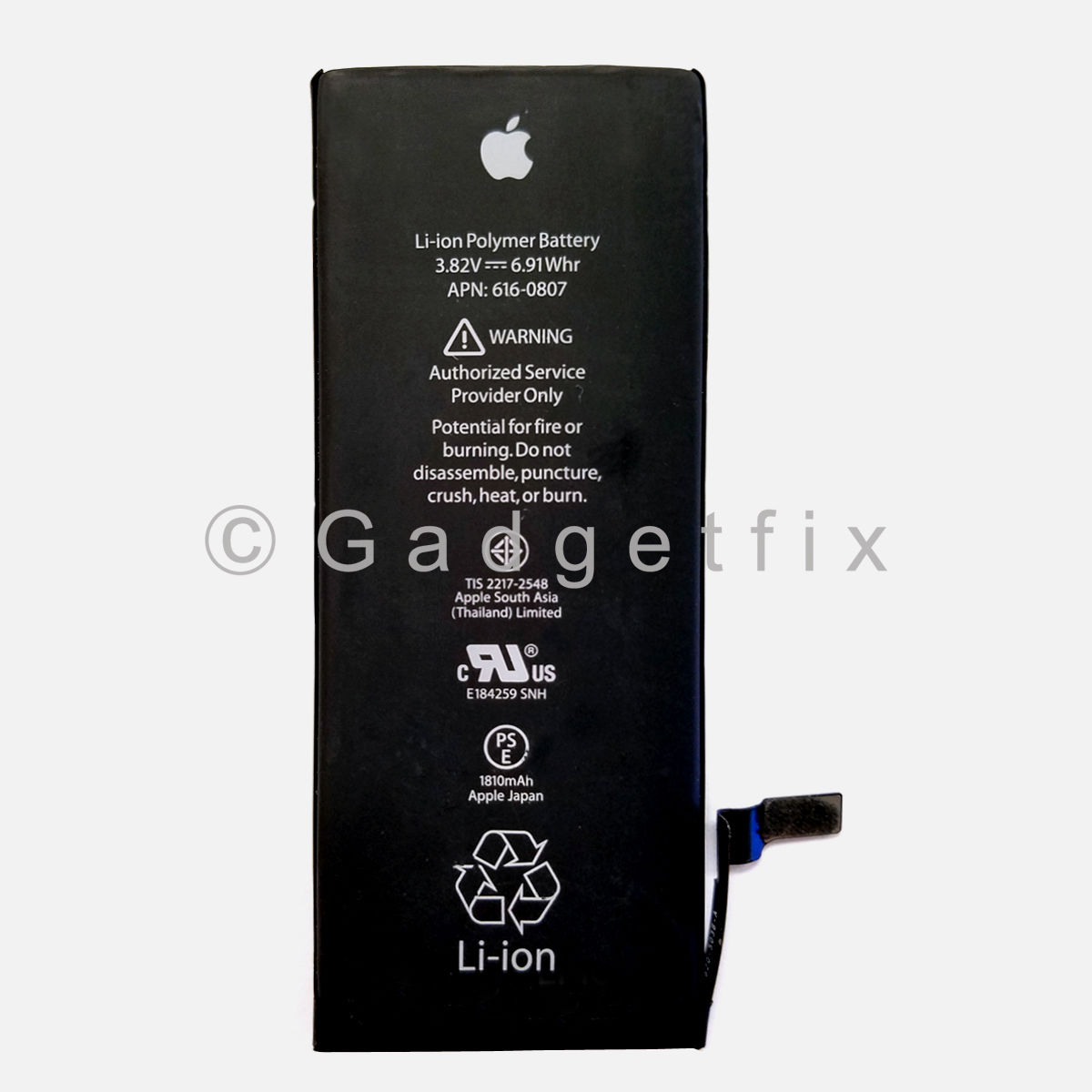 OEM Li-ion Battery For Apple iPhone 6 | Cadex Tested Minimum 80% Capacity