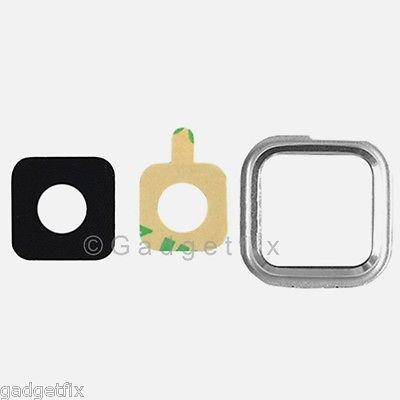 Samsung Galaxy S5 i9600 G900A G900T G900V G900R4 G900P Camera Lens White