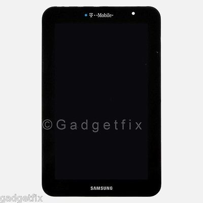 USA Samsung Galaxy Tab 7.0 Plus T869 LCD Screen Touch Screen Digitizer + Frame