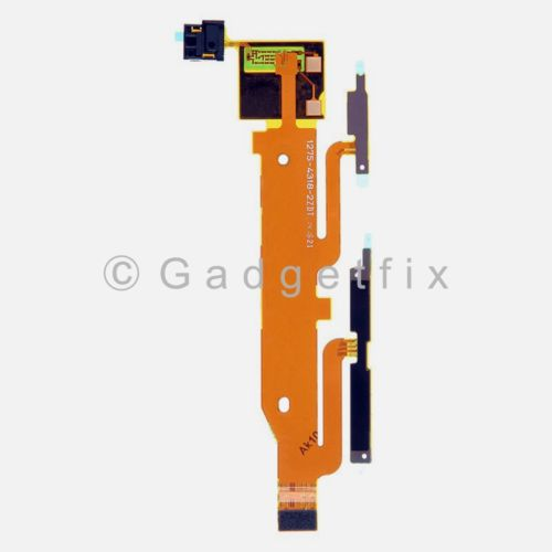 USA Sony Xperia Z1S C6916 Main Power Switch Side Volume Camera Button Flex Cable