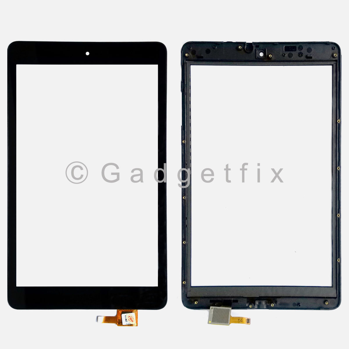 USA Touch Screen Digitizer + Frame For Alcatel One Touch POP 8 P320 P320X P320A