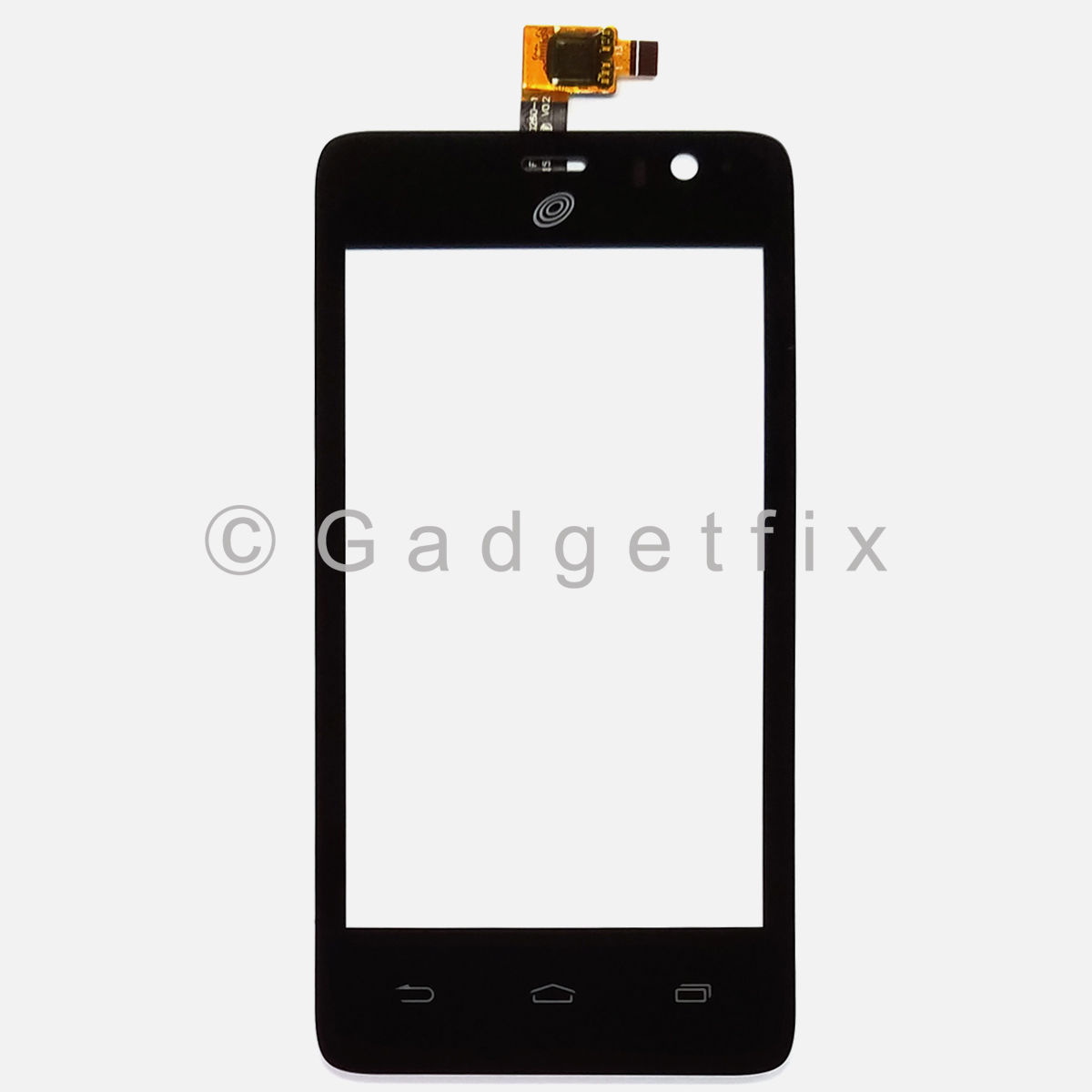 USA Touch Screen Digitizer Outer Glass Replacement Parts For ZTE Sonata 2 Z755