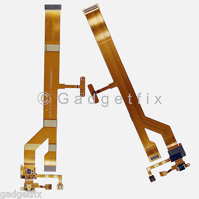 USB Charger Dock Charging Port Flex Cable Mic For LG G Pad 8.3 Tablet VK810
