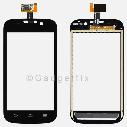 USA Virgin Mobile ZTE Awe N800 Shocker Digitizer Touch Screen Panel Repair Part