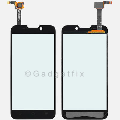 Virgin Mobile ZTE Supreme Outer Glass Lens Digitizer Touch Screen Part