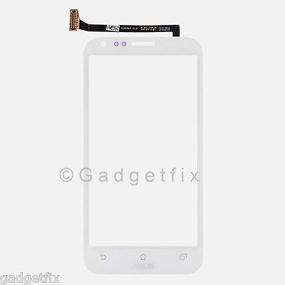 US White LCD Display Touch Digitizer Assembly For Blu Life Pure L240 L240i L240a