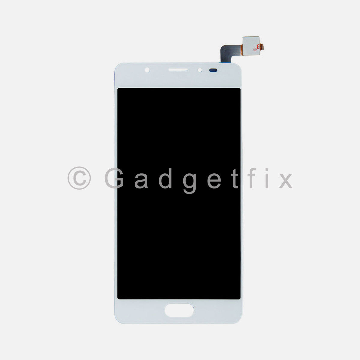 White Display LCD Touch Screen Digitizer Assembly For BLU LIFE ONE X2 L0090U