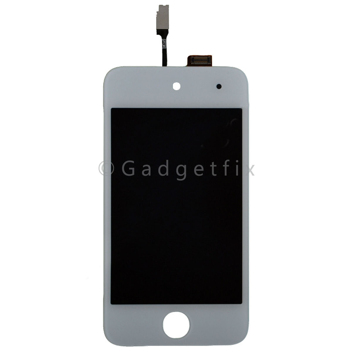 White LCD Screen Display + Touch Screen Digitizer for Ipod Touch 4 4th Gen
