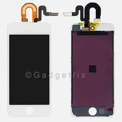 White LCD Screen Display + Touch Screen Digitizer for ipod touch 5 5th Gen