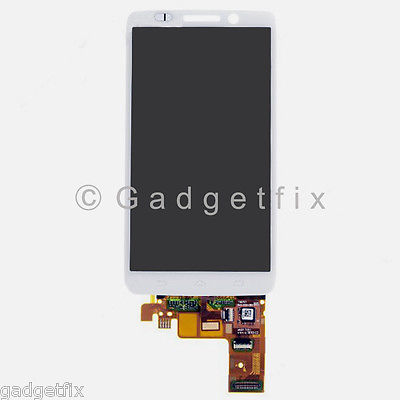 LCD Display Touch Screen Digitizer Glass  For White Motorola Droid Mini XT1030