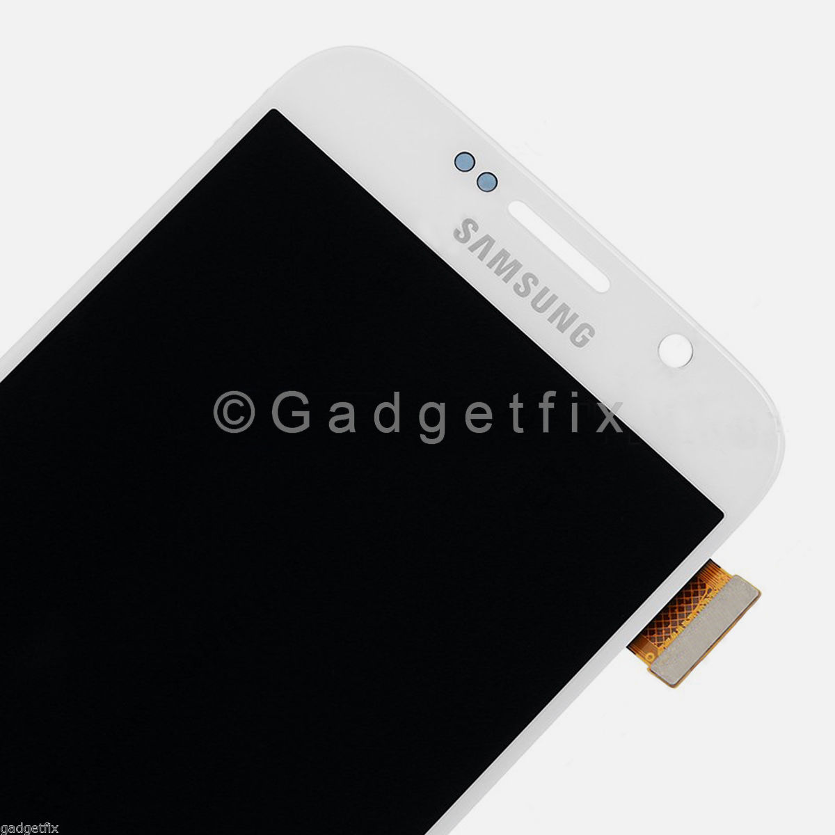 White Samsung Galaxy S6 G920 G920A G920V G920P G920T LCD Touch Screen Digitizer