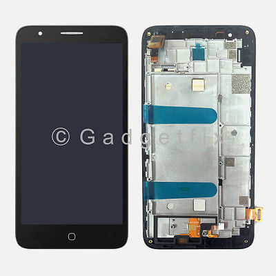 US Alcatel Fierce 4 5056 LCD Touch Screen Digitizer + Frame Assembly Replacement