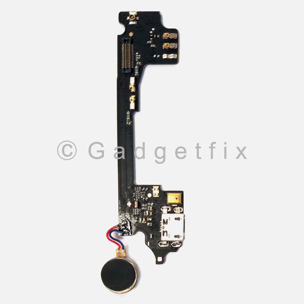 Alcatel One Touch Idol 3 6045 6045O USB Charger Charging Port Flex + Vibrator