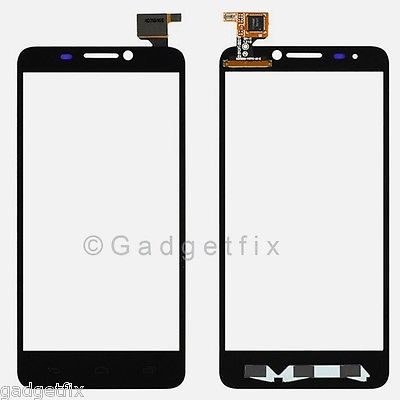 US Alcatel One Touch Idol S 6034R 6034Y 6034M Digitizer Touch Screen Outer Panel