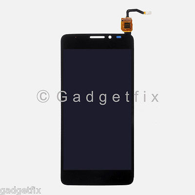 US Alcatel One Touch Idol X+ 6043 6043A 6043D LCD Display Touch Screen Digitizer