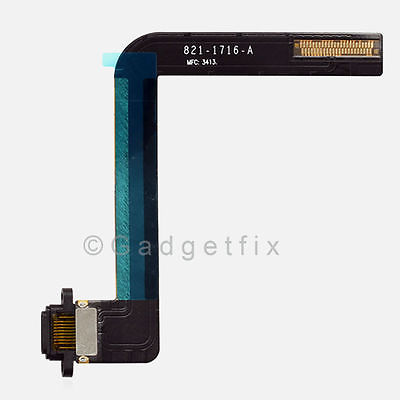 US Charge Charger Micro USB Lightning Charging Port Dock Flex Cable for Ipad Air