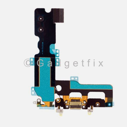 Gray iPhone 7 Charging Charger Port Flex Cable Mic Antenna Replacement Parts