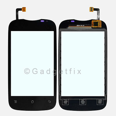 US Huawei Ascend Y201 U8666 Digitizer Touch Screen Top Outer Glass Panel Lens