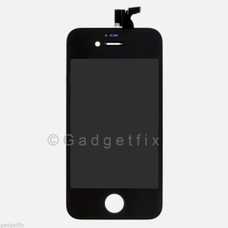 LCD Display Screen Touch Screen Digitizer Frame Assembly Parts for Iphone 4S