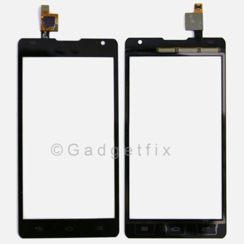 US LG Spirit MS870 Front Outer Top Glass Touch Lens Screen Digitizer Repair Part