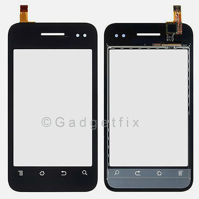MetroPCS ZTE Score M X500M Outer Glass Touch Screen Digitizer Lens Parts