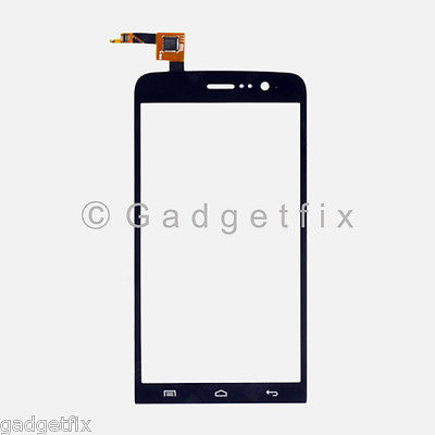 US New Black Touch Screen Digitizer Glass Lens for BLU Studio 5.5S D630 D630U