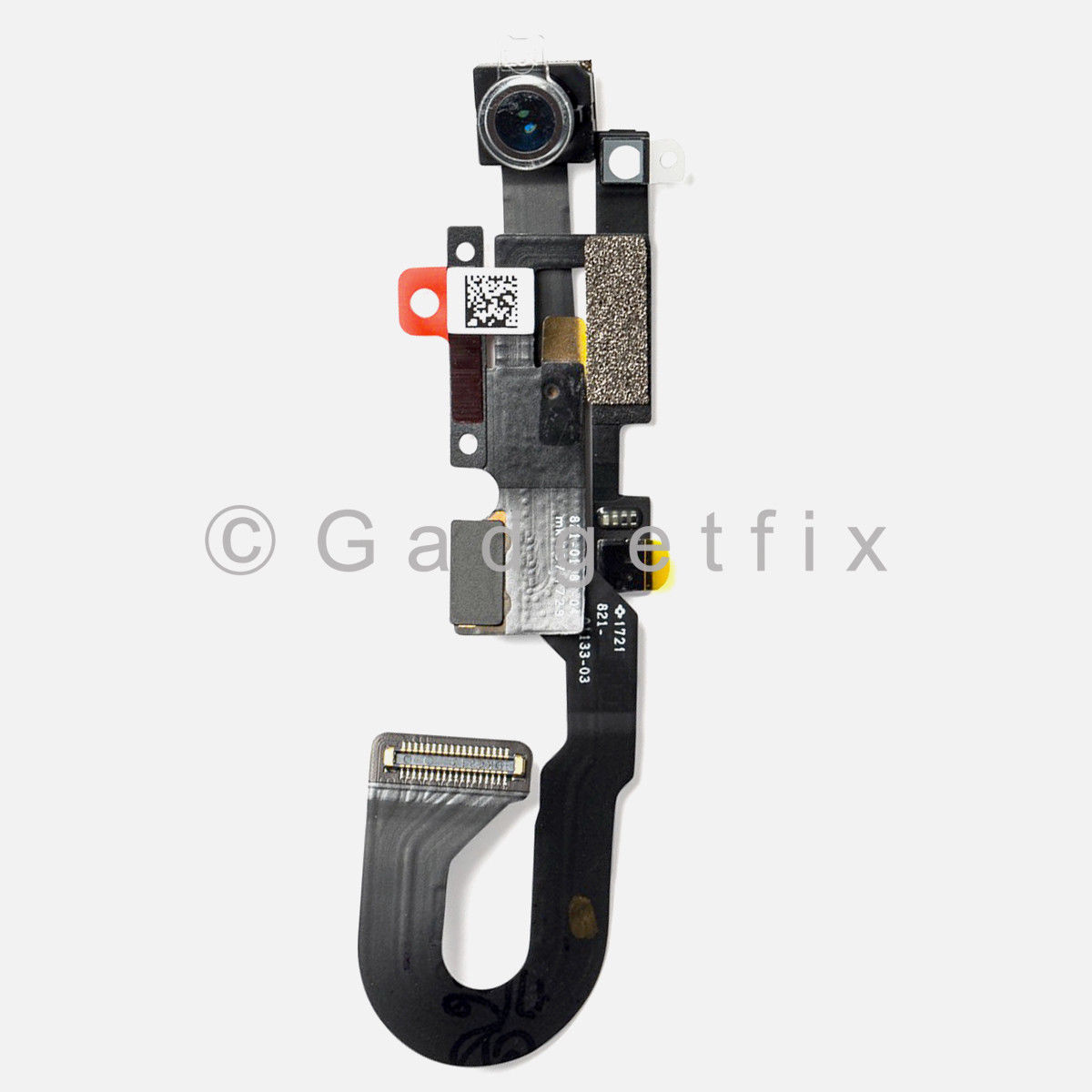 Front Facing Camera Module Proximity Light Sensor Flex Cable For iPhone 8