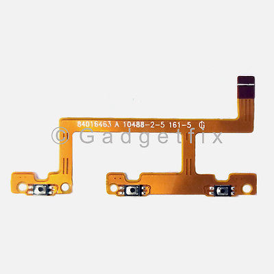 US New Power Volume Buttons Flex Cable For Verizon Motorola Droid Maxx 2 XT1565
