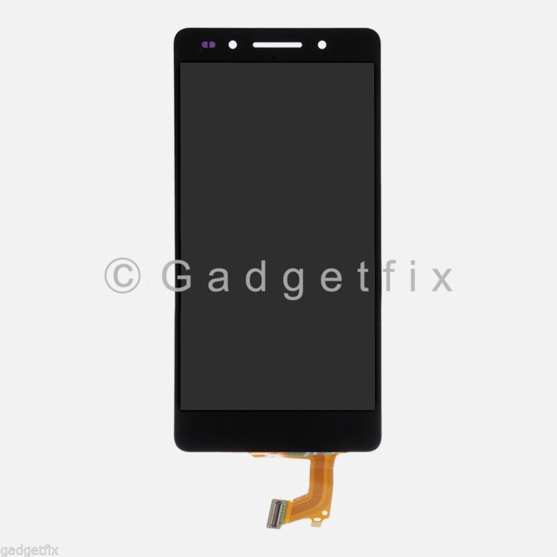 US OEM Black Huawei Honor 7 Touch Screen Digitizer Glass + LCD Screen Display