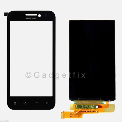 US OEM Cricket Huawei Mercury M886 Touch Screen Digitizer + LCD Screen Display
