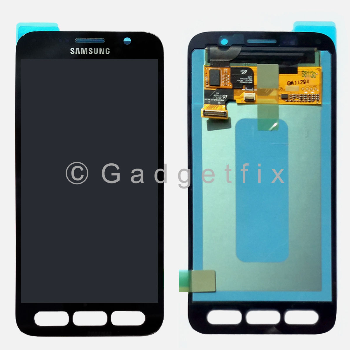 US OEM Gray Samsung Galaxy S7 Active SM-G891A LCD Display Touch Screen Digitizer
