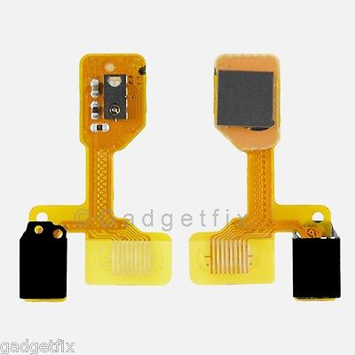 US OEM HTC One Mini M4 601e 601s On Off Power Button Connector Flex Cable Ribbon